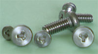 An image of  screws